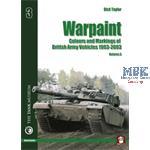 Warpaint Vol. 3 - British Army Colors 1903 - 2003
