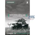 Hotchkiss H35 & H39. Through A German Lens