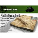 Pacific stronghold diorama base 1:35