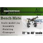 Scale Model Jig 72nd to 48th Scale / Modellhalter