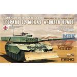 Canadian Leopard C2 MEXAS w/Dozer Blade