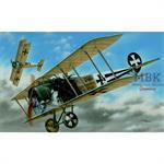 "Fokker D.II ""Black & White Tails"""