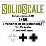 Balkenkreuz 1/35