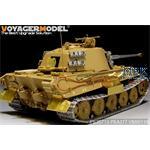 King Tiger (Henschel Turret) basic (Academy 13229)