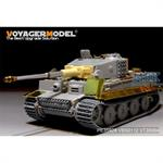 Tiger I Late Production (TRUMPETER 09540)