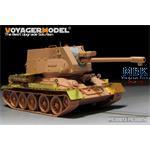 Egyptain T-34/122 Basic (Rye Field Model 5013)