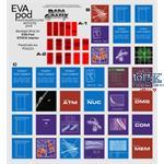 EVA Pod Display Screens