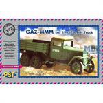 GAZ-MMM m.1943 Soviet truck - Limited edition