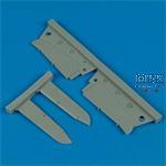 Douglas SBD dauntless stabiliser/stabiliser