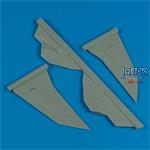 Lockheed F-117A Nighthawk v-tail