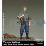 Warsaw Uprising Polish Home Army Squad Leader 1/35