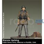 Warsaw Uprising Polish Home Army Rifleman K98 1/35