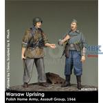 Warsaw Uprising Polish Home Army Assault Group