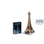 3D Puzzle: Eiffelturm