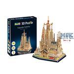 3D Puzzle: Sagrada Familia