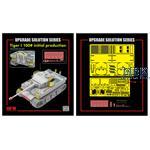Upgrade set for RFM5075 Tiger I 100#