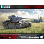 Panzer III - Mid War