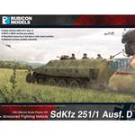 SdKfz 251/1 Ausf D