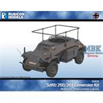 SdKfz 260/ 261 Upgrade kit