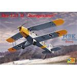 """Bücker Bü-131D """"Jungmann"""""""
