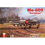 Messerschmitt Me-609 Zerstörer (single cockpit)