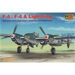 Lockheed F-4 /F-4A Lightning