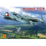 Heinkel He-112 B