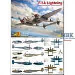 "Lockheed F-5A Lightning ""Photo Lightning"""