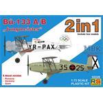"""Bücker Bü-133A/B """"Jungmeister"""""""