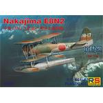 Nakajima E8N2 floatplane