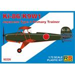 KI-86/ K9W1 Japanese Type 4 Primary trainer