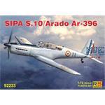 Sipa S.10 / Arado Ar-396