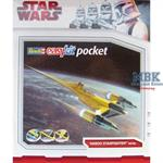 """Star Wars Naboo Starfighter \""""easykit pocket\"""" LIM"""