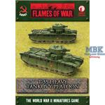 Flames Of War: T-35 Heavy Tankovy Platoon