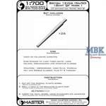 Brit. 12-pdr 3''/50 (7,62cm) 18cwt QF Mark I