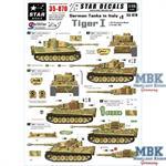 German Tanks in Italy #1 -Tiger