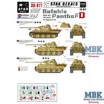Befehls Panther Ausf.D