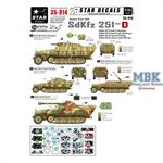 Eastern front 1945 Sd.Kfz.251 Ausf.D