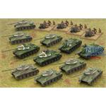 Flames Of War: Soviet Tank Shock Group