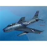 FJ-2 Fury 3 markings for VMF-451, VMF-235, VMF-312