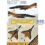 "McDonnell F-4F Phantom II 38+13 ""Last Flight"""