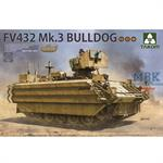 British APC FV432 Mk.3 Bulldog 2 in 1