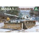 M60A3 w/ M9 Bulldozer