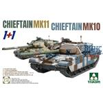 2 kits Combo Chieftain Mk.10 + Mk.11