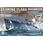 Gearing Class Destroyer - Southerland USS DD-743