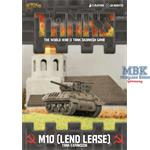 Lend Lease M10 Tank Expansion  (Erweiterungspack)