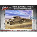 Scammell Tank Transporter Late Goose Neck