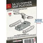 Team Yankee: SA-13 Gopher SAM Platoon