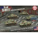 Team Yankee: M60 Patton Tank Platoon