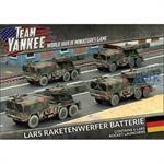 Team Yankee: LARS Raketenwerfer Batterie